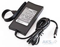 Блок питания для ноутбука Dell SLIM 19.5V, 4.62A, 90W, 7.4*5.0-PIN, 3hole, Black (без кабеля) (PA-3E, Y808G, 330-1825) (оригинал)