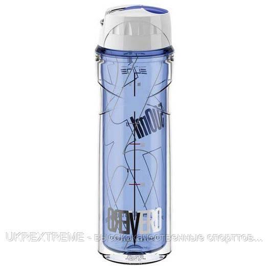 Термо-фляга Elite VERO Thermal синяя/прозрачная 500ml (ОРИГИНАЛ)