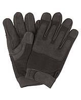Тактические перчатки армейские ЧЁРНЫЙ