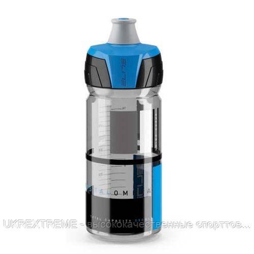 Фляга Elite CRYSTAL OMBRA 550ml синяя (ОРИГИНАЛ)
