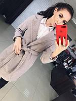 Женское супер  стильное кашемировое пальто,в  расцветках