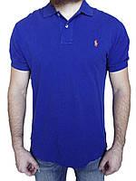 Футболка Polo Ralph Lauren р-р М (сток б/у) мужская, поло, тениска
