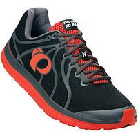 Беговая обувь PEARL IZUMI EM ROAD N2, черн/красн разм 9.5/27.5cm/EU43.0