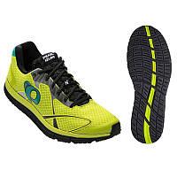 Беговая обувь PEARL IZUMI EM ROAD N2 v3, желт/черный, размер 26.5см/EU42.0