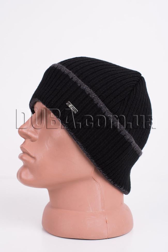 Мужская шапка Код шмж64