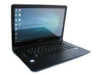 Сенсорный ультрабук БУ Samsung NP915S3G 13.3 (1366x768) / AMD A6 (4x1.4) / AMD Radeon HD 8250 / 4Gb / SSD 128Gb / АКБ 3 ч. / Сост. 9,2