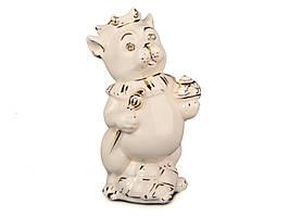 Фигурка декоративная Собачка керамическая 12 см 101-752