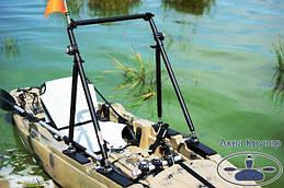 Тюнинг рыболовного каяка Fishn-GO Колибри аксессуарами FASTen. Стильно и удобно! Все аксессуары Фастен Вы можете купить в лодочном интернет-магазине Аква Крузер.
