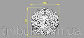 Розетка 11 - 100х100 - для мебели, фото 2
