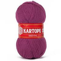 Kartopu Kristal №K736 сиреневый
