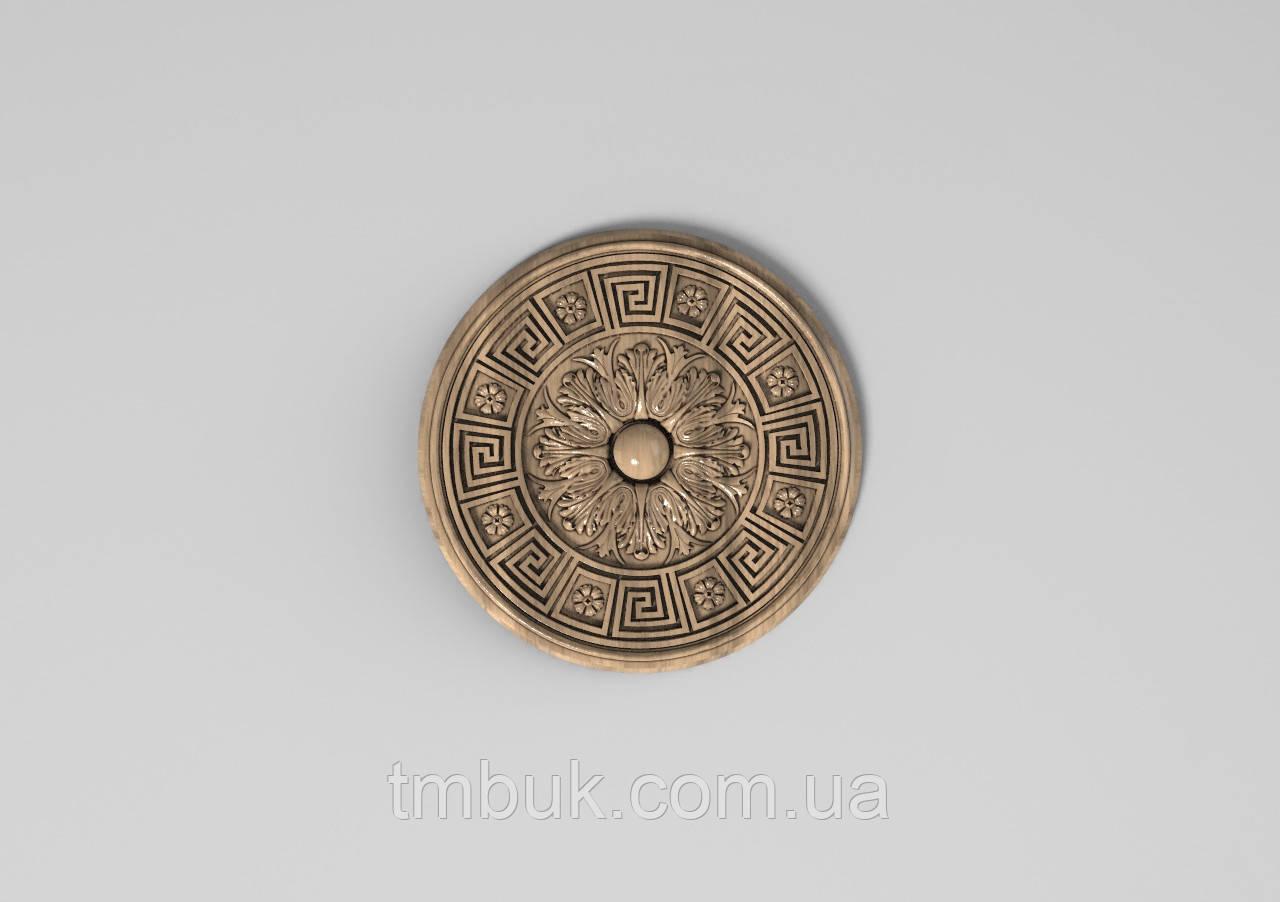 Розетка 13 - 120х120 - для мебели
