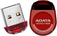 Флешка ADATA 8GB USB AUD310-8G-RRD