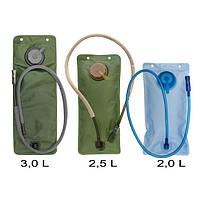 Тактический рюкзак-гидратор - чёрный ||M51612072-BK