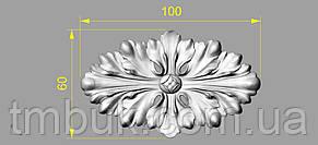 Розетка 14 - 100х60 - для мебели, фото 2
