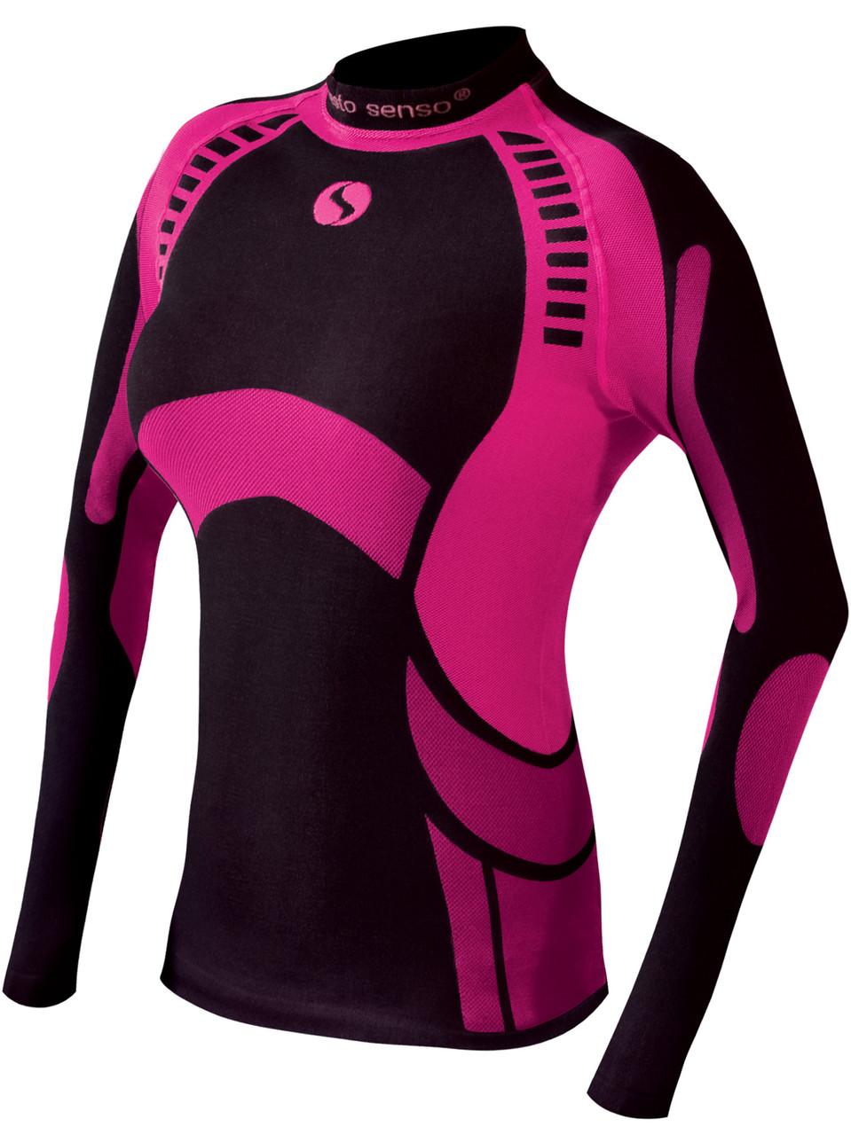 Женская спортивная термокофта (M-XL в расцветках)