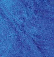 Alize Mohair Classic №141 синий электрик