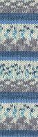 Alize Motif №1676 голубо-сине-серый