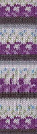 Alize Motif №1649 пурпурно-сиренево-коричневый