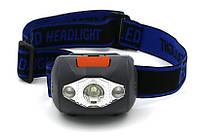 Водонепроницаемый налобный LED фонарь Nemo.