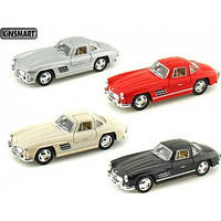 "Машина металл. ""Kinsmart"" Mercedes-Benz 300SL 1954 KT-5346-W"
