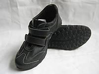 Кожаные кроссовки для мальчика 36р