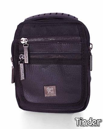 Мужская сумка через плече 2200, фото 2