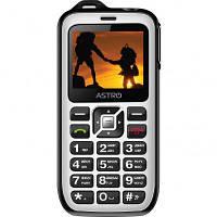 Мобильный телефон Astro B200 RX Black White