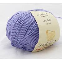 Gazzal Baby Cotton №3420 сиреневый