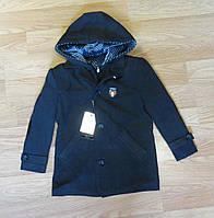Детское пальто для мальчика ( на 6 и 7 лет) Турция