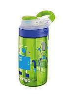 Детская бутылка для воды Contigo Gizmo Sip Роботы 0.42 л