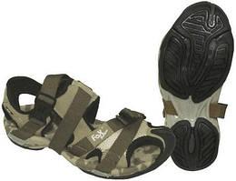 Трекинговые сандалии на фастексах MFH Fox Outdoor, пустынный камуфляж