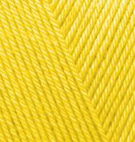 Alize Diva №110 желтый