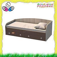 Кровать детская односпальная 1900*800мм