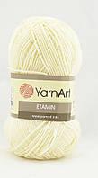 YarnArt Etamin №423 молочный
