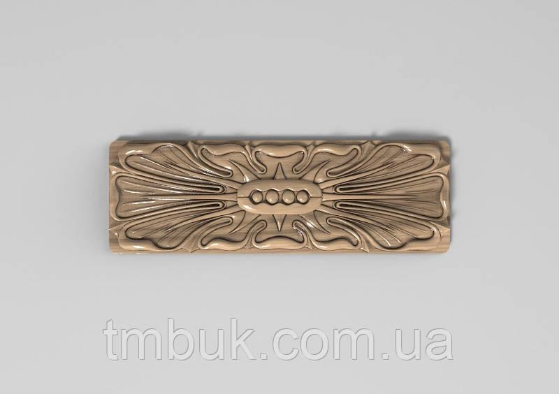 Розетка 18 - 180х60 - накладная из дерева
