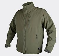 Куртка DELTA - Shark Skin - олива ||BL-DLT-FS-02