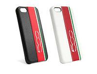 Чехол для iPhone 4/4s - FIAT 500 Stripes back cover, разные цвета