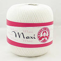 Madame Tricote Maxi №1000 белый
