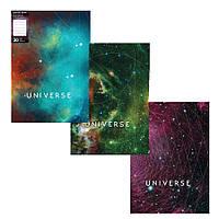 Папка А4 30 файлов Universe