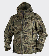 Куртка PATRIOT - Double Fleece - PL Woodland ||BL-PAT-HF-04