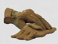 Тактические перчатки Action номекс койот