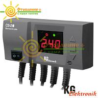 KG Elektronik CS 20 Автоматика для твердотопливных котлов