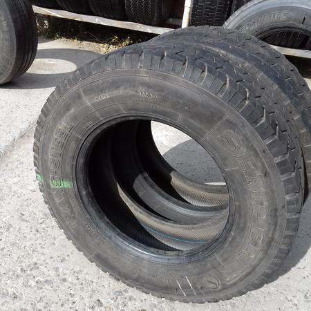 Шины б.у. 235.75.r17.5 Semperit Transsteel Семперит. Резина бу для грузовиков и автобусов