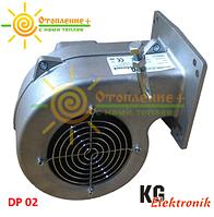 KG Elektronik DP-02 Вентилятор для твердотопливных котлов (Польша)
