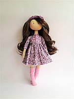 Текстильная кукла ручной работы Авторские куклы ручной работы Кукла Маша ручной работы