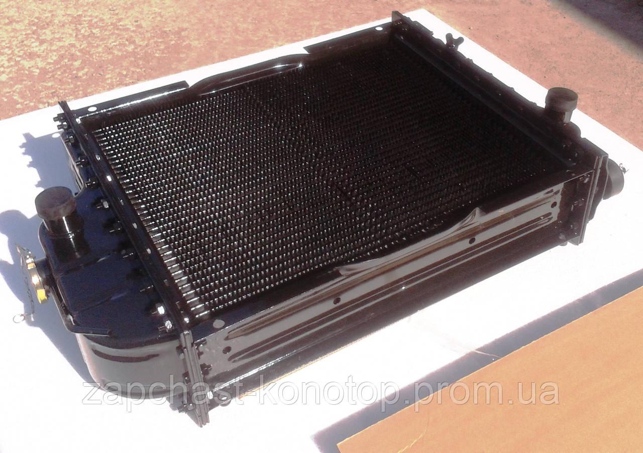 Радиатор Д-240 МТЗ (водяного охлаждения, медный, 70У.1301010)