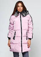 Стильная удлиненная куртка СС7805