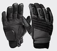 Тактические перчатки IHD чёрные