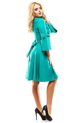 Платье 244 зеленое размер 42, фото 2