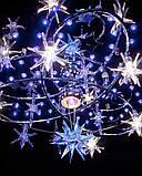 Красивая детская люстра с звездочками 8312-6+1, фото 4